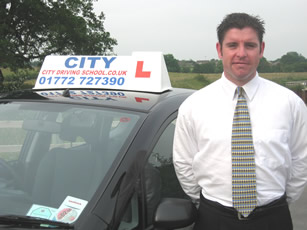 City Driving School Preston Lancashire